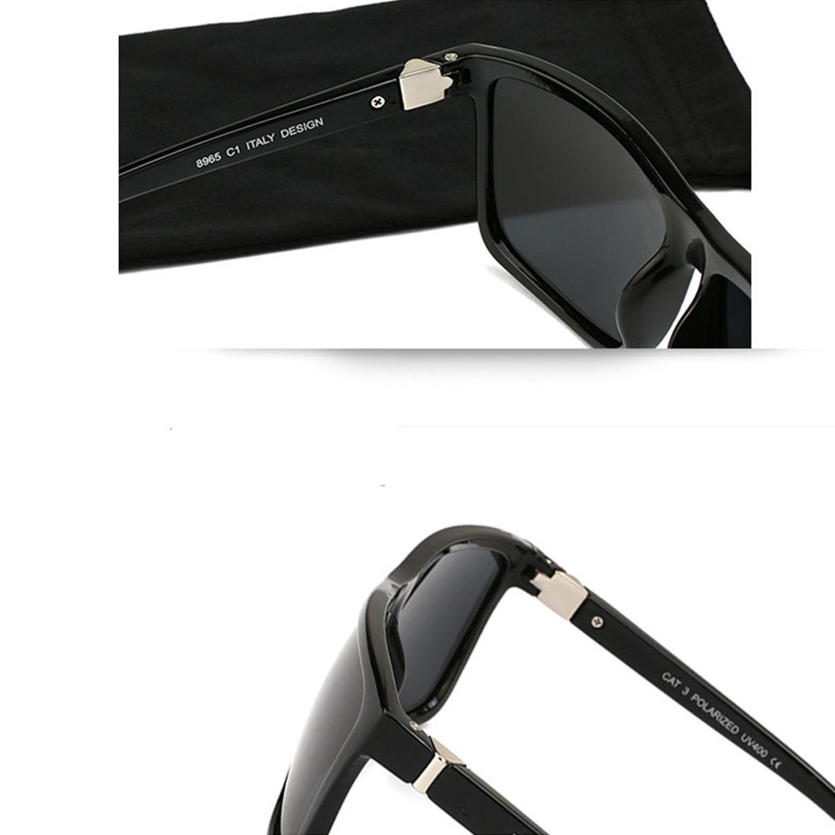 00f6be1a6ab79 Óculos De Sol Masculino Polarizado Proteção Uv400 - R  70,00 em ...