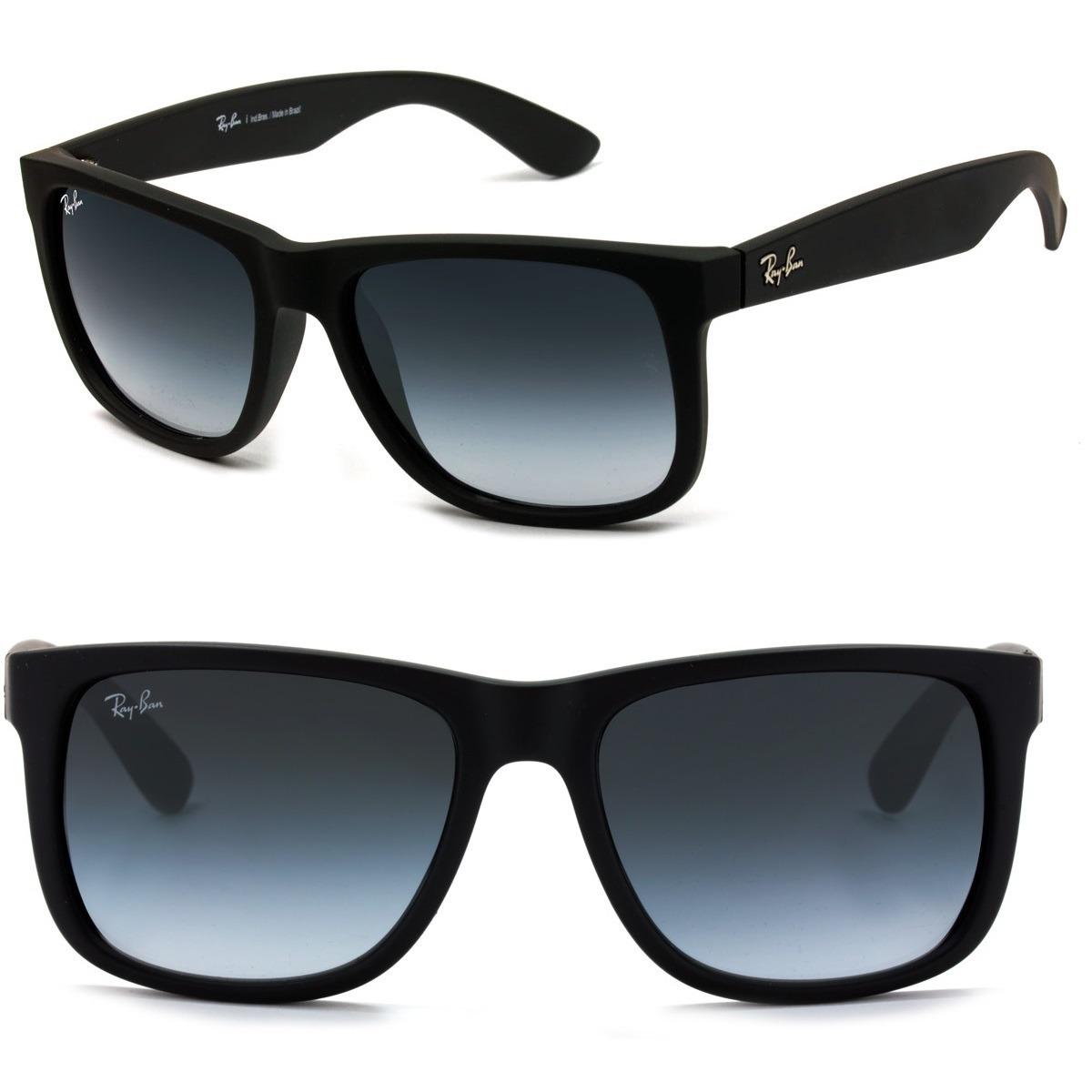 1134ed03d9214 óculos de sol masculino polarizado quadrado justin preto. Carregando zoom.