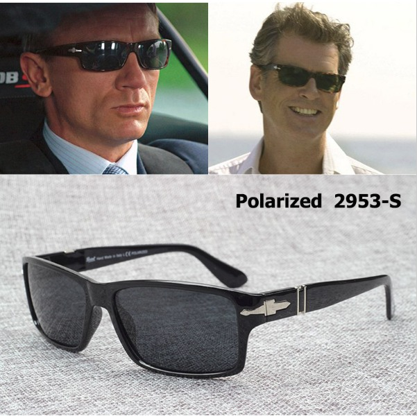Óculos De Sol Masculino Polarizado Tom Cruise Original P  Uv - R ... 3a410038d8