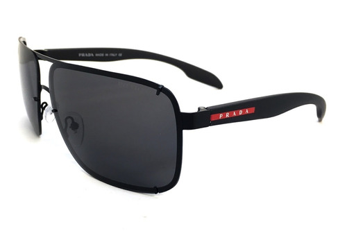 499660024 Oculos De Sol Masculino Premium Polarizado Lente Uv400 Sps53 - R ...