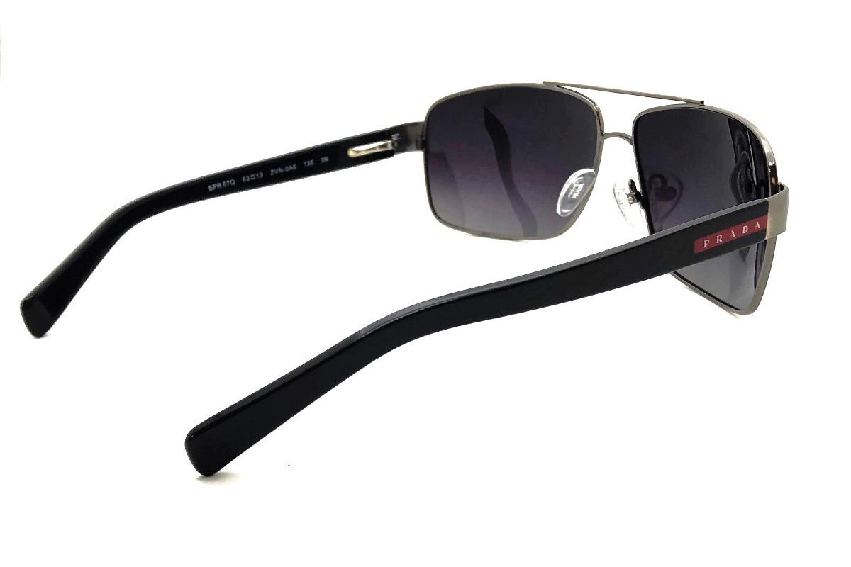9d00f0eb3d9 Oculos De Sol Masculino Premium Spr57 Large Polarizado Uv400 - R ...