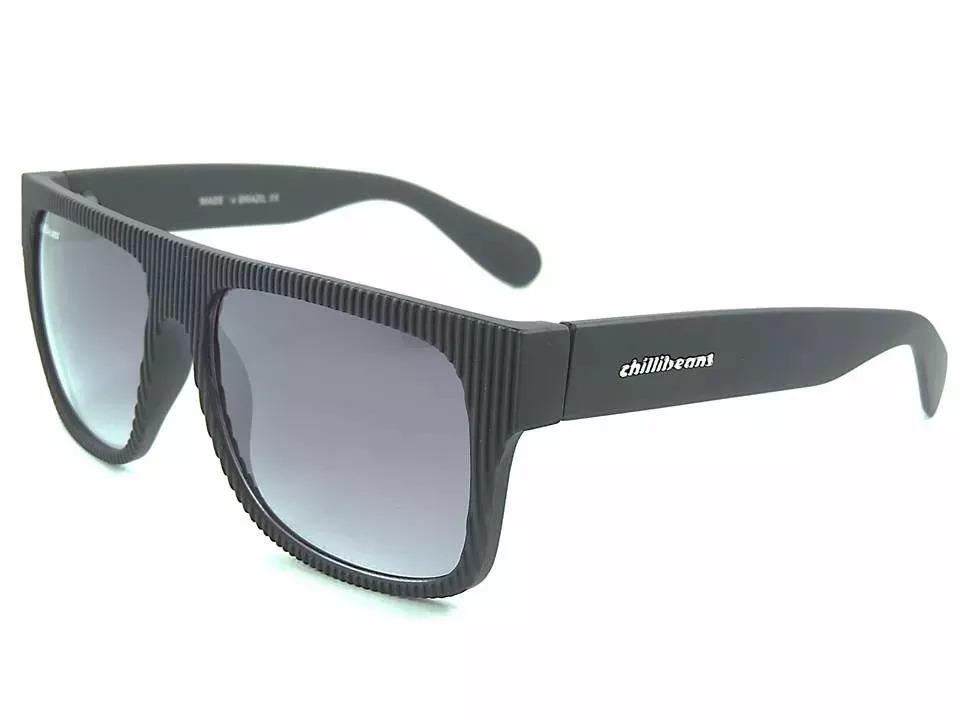 3d850f247 óculos de sol masculino quadrado lançamento chilli beans. Carregando zoom.