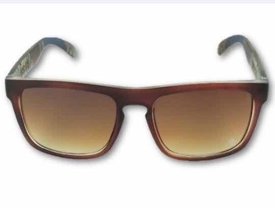 Óculos De Sol Masculino Quiksilver The Farrys Marrom Uv400 - R  89 ... c88001ec8f