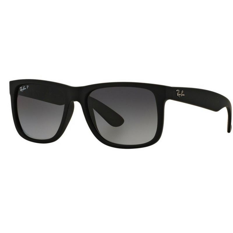 óculos de sol masculino ray ban justin rb4165 - polarizado. Carregando zoom. bebb12261d