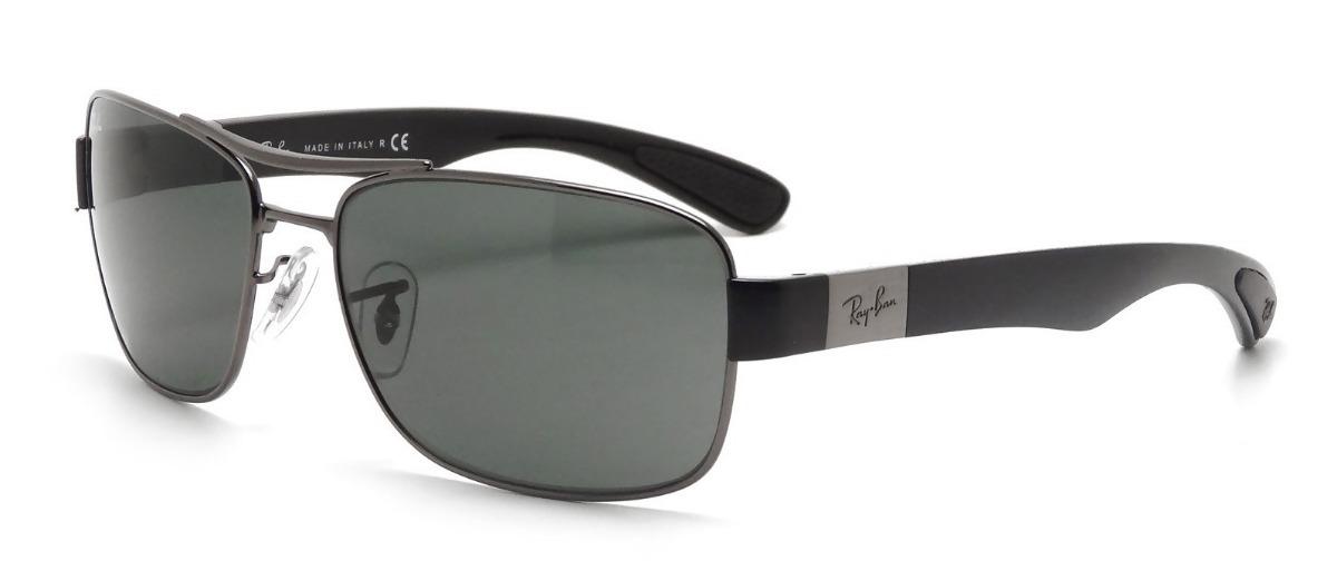 9b274bffe óculos de sol masculino ray ban rb 3522 004/71 - original. Carregando zoom.