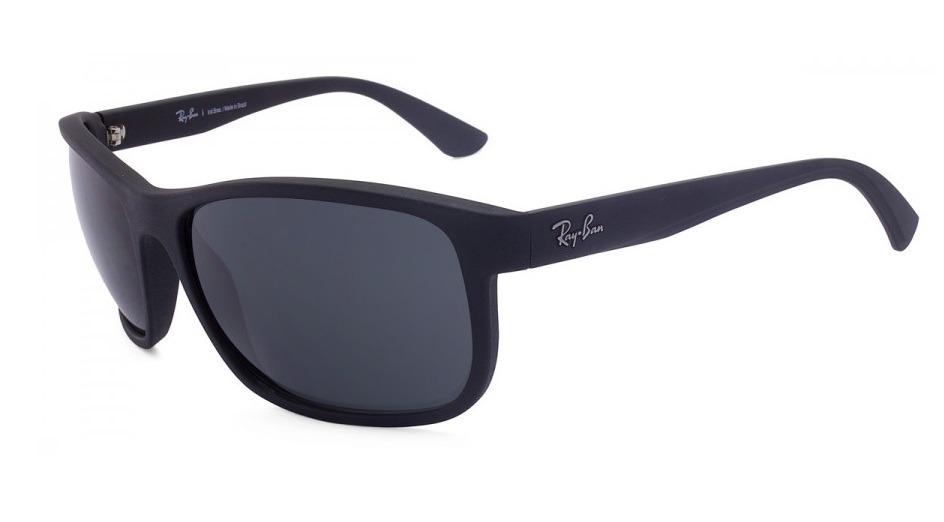 0edb92c62 óculos de sol masculino ray ban rb 4301 601s87 - original. Carregando zoom.