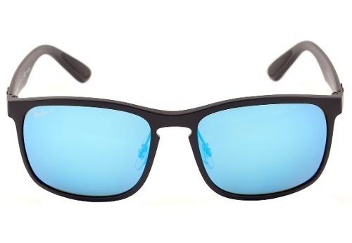Óculos De Sol Masculino Ray Ban Rb4264 Chromance Polarizado - R  647 ... e2da75be13
