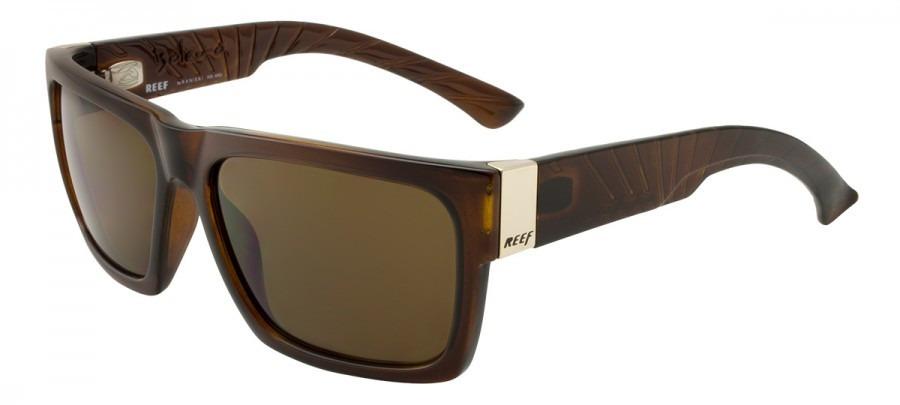 óculos de sol masculino reef bolero emborrachado marrom case carregando  zoom jpg 900x405 Oculos de sol 8493784fed