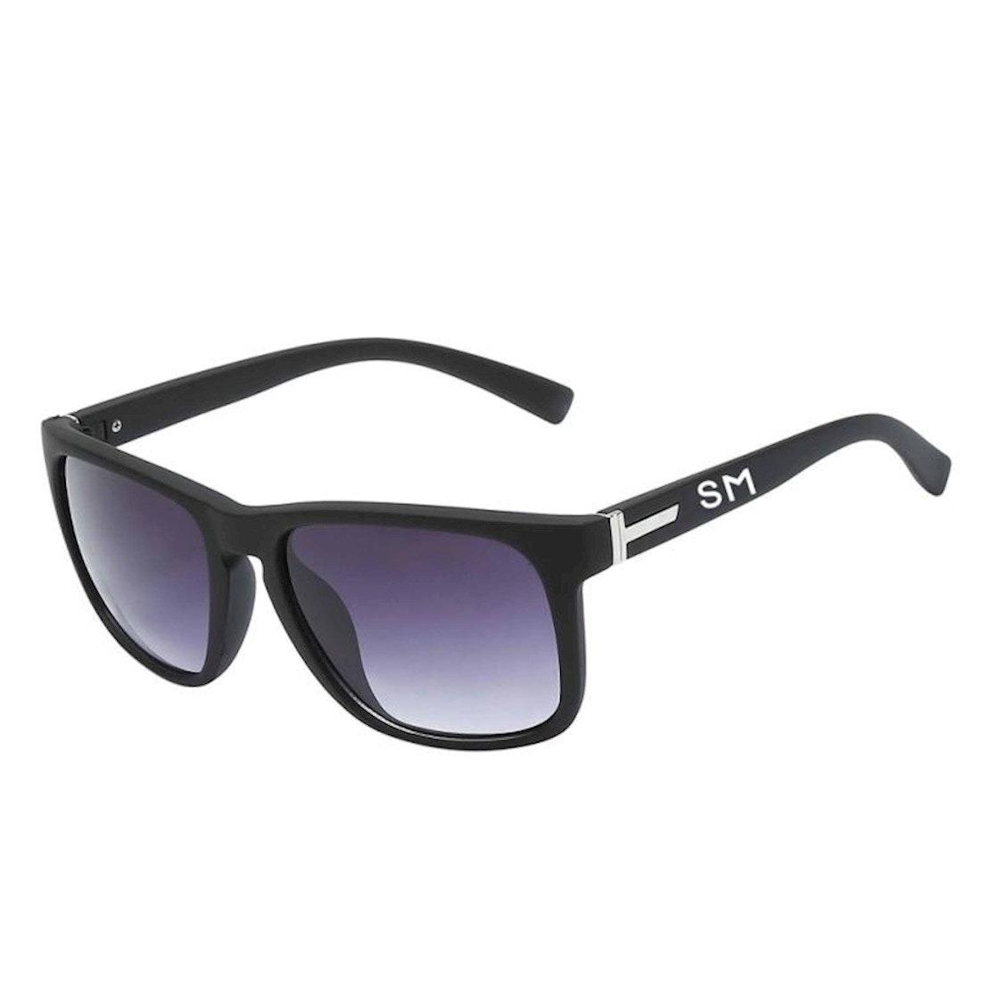 Óculos De Sol Masculino Sandro Moscoloni Aaron Preto - R  124,88 em ... 5b1288670e