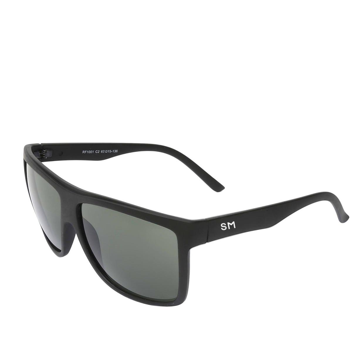 Óculos De Sol Masculino Sandro Moscoloni Antonie Preto - R  99,90 em ... 87033a6e84