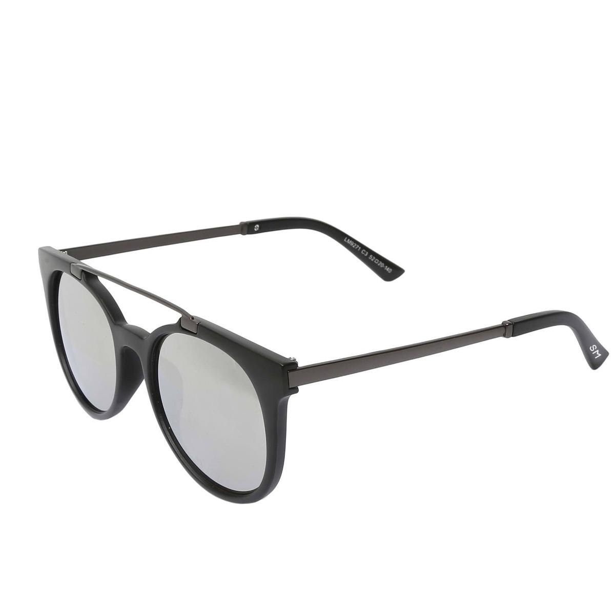 Óculos De Sol Masculino Sandro Moscoloni Joly Preto - R  159,90 em ... ac510bbbca