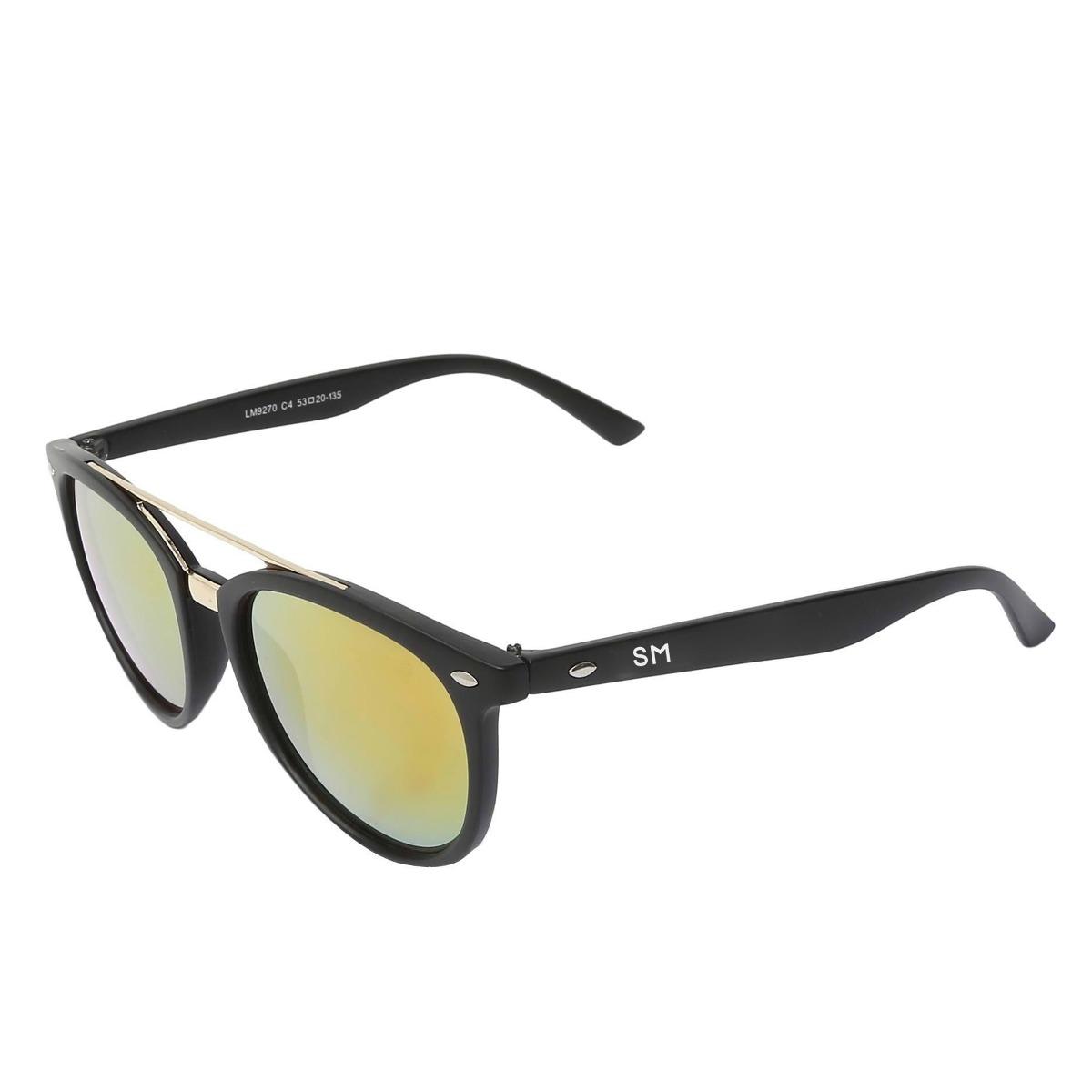 Óculos De Sol Masculino Sandro Moscoloni Leonice Preto - R  139,90 ... bcb3c66102