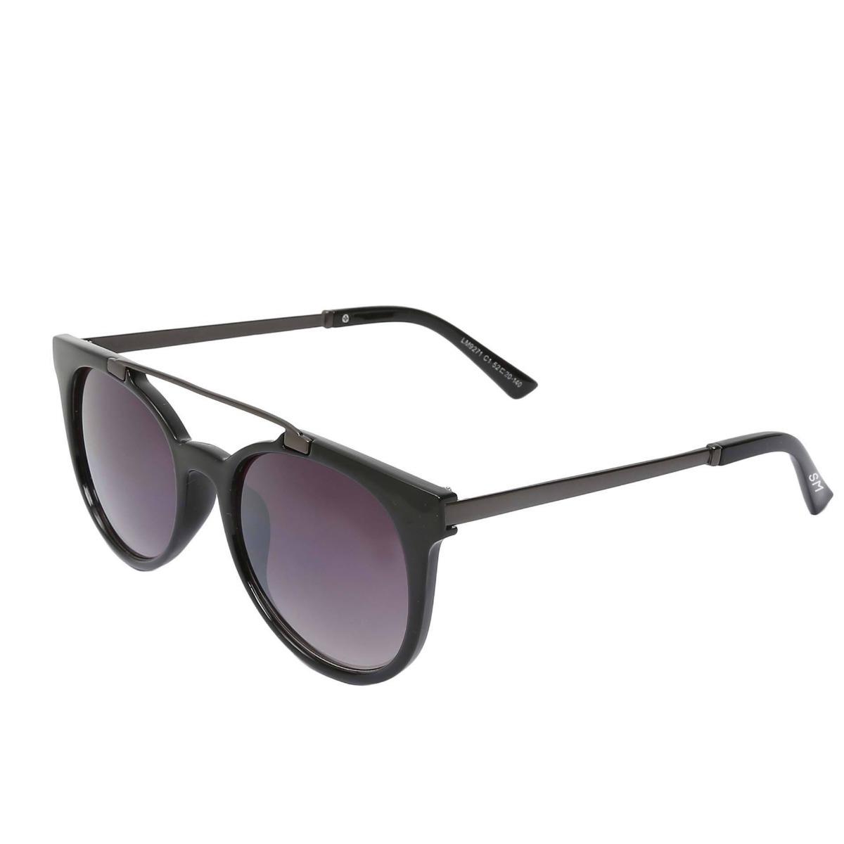 Óculos De Sol Masculino Sandro Moscoloni Roy Preto - R  139,90 em ... 83bc540fb3