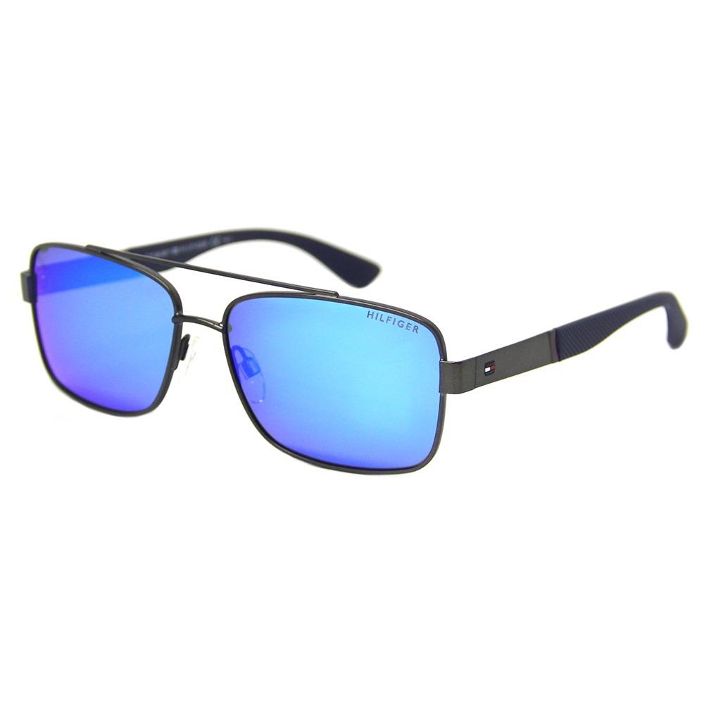 856a80dd8f1 Óculos De Sol Masculino Tommy Hilfiger Th 1521 Original - R  389