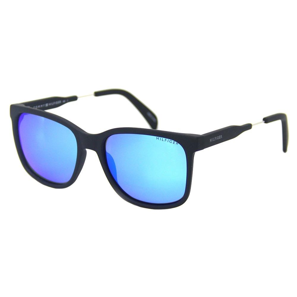 8c79e31bdc5 Óculos De Sol Masculino Tommy Hilfiger Th 179 Polarizado - R  289
