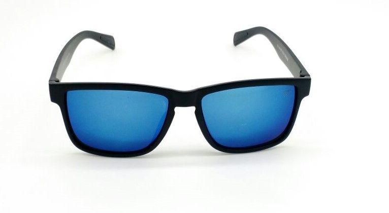 4626dc6f5b166 Óculos De Sol Masculino Vezatto Espelhado Azul Ll3009 C3 - R  120,00 em  Mercado Livre