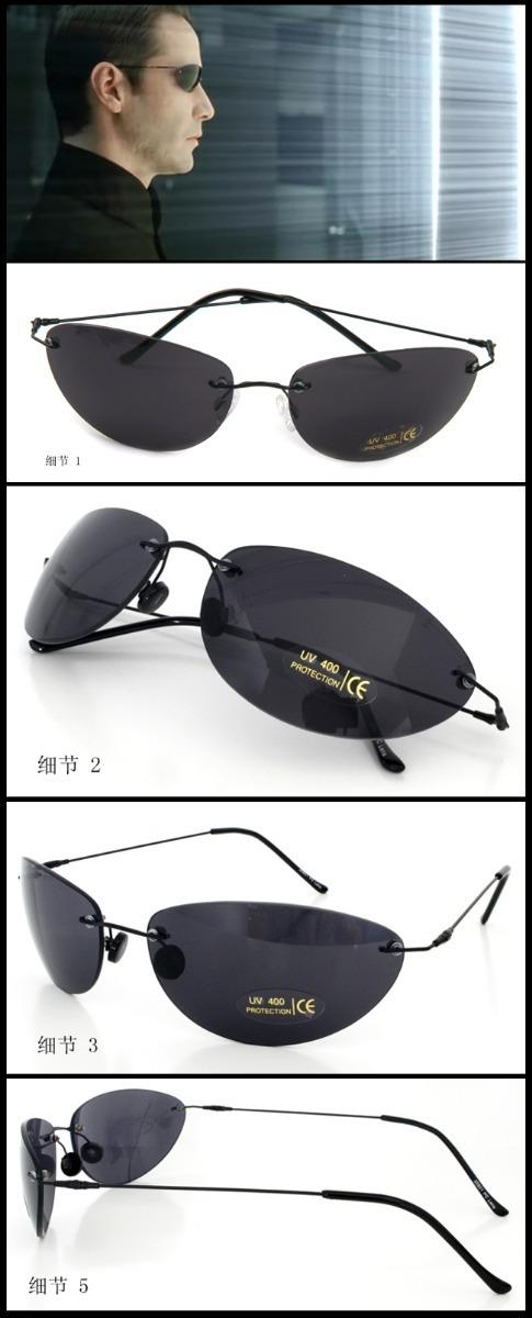 Óculos De Sol Matrix Neo Uv Protection Preto - Em Promoção - R  138 ... 12d9f1c115