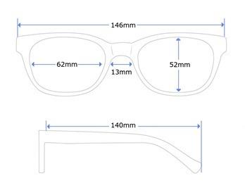 óculos de sol matt black lente cinaza claro espelhada kley