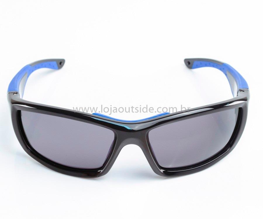 f050b15734834 óculos de sol maui fun dive flutuante - azul com preto. Carregando zoom.