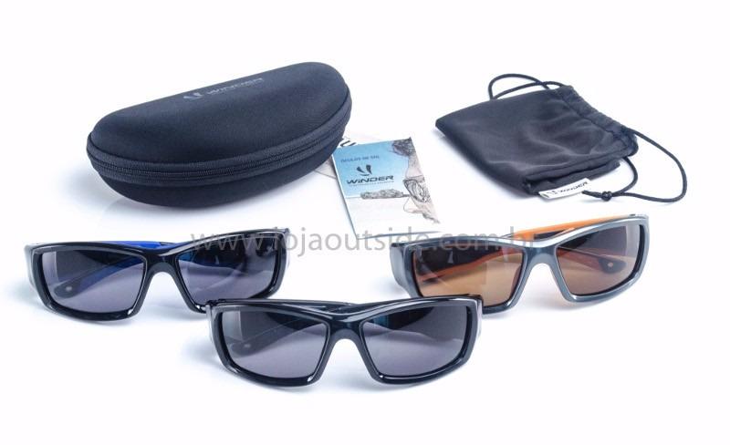c9d6f8a22f4b6 óculos de sol maui fun dive flutuante - preto brilhoso. Carregando zoom.