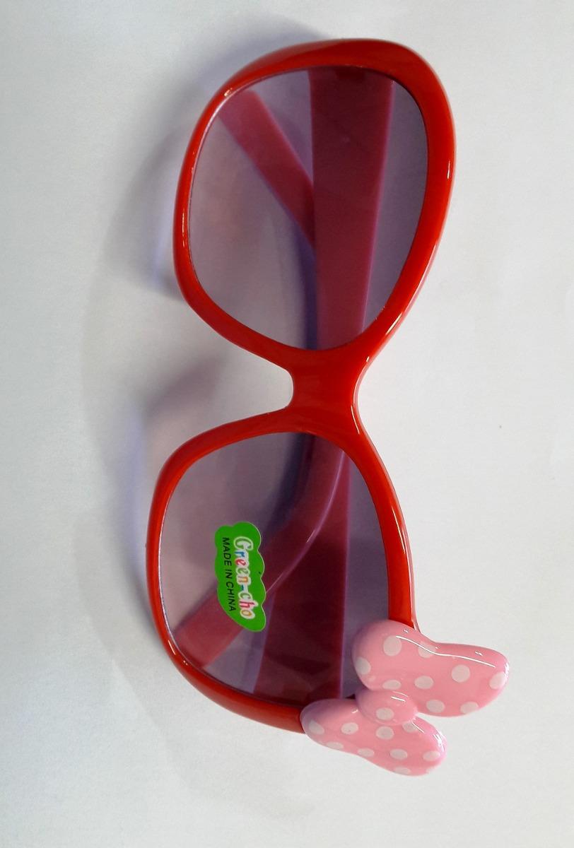 Oculos De Sol Menina Infantil Laço Minie Proteção Uv400 - R  24,49 ... fc86e14ebe