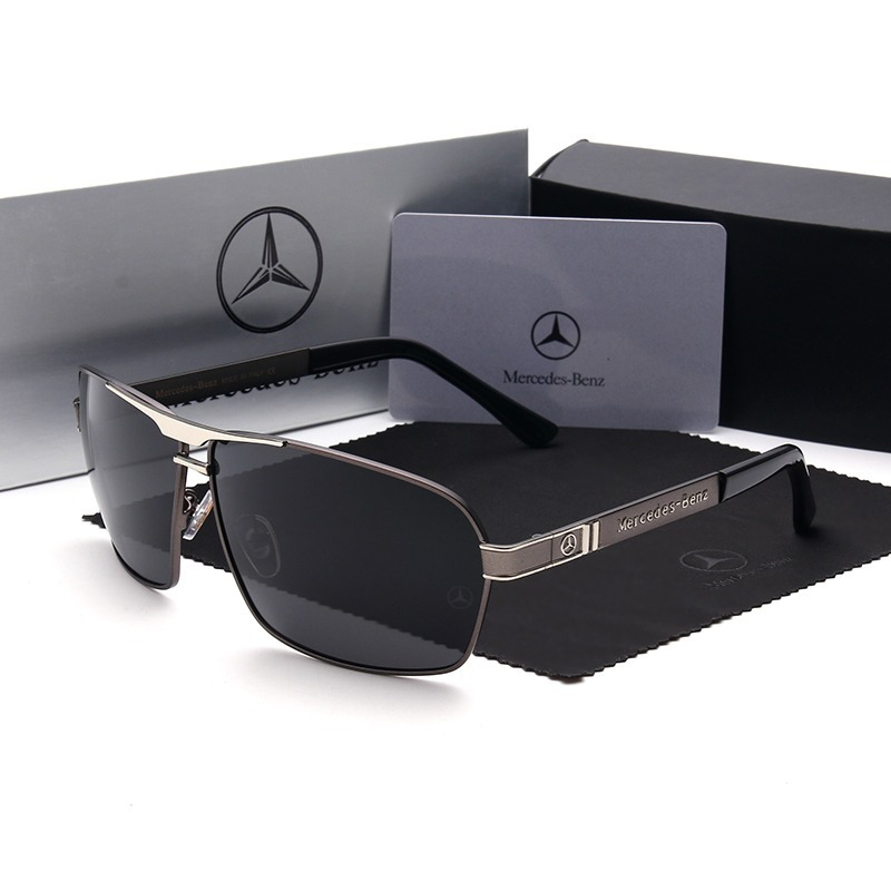 bf745b6c4 Óculos De Sol Mercedes-benz Edição Especial A Pronta Entrega - R ...