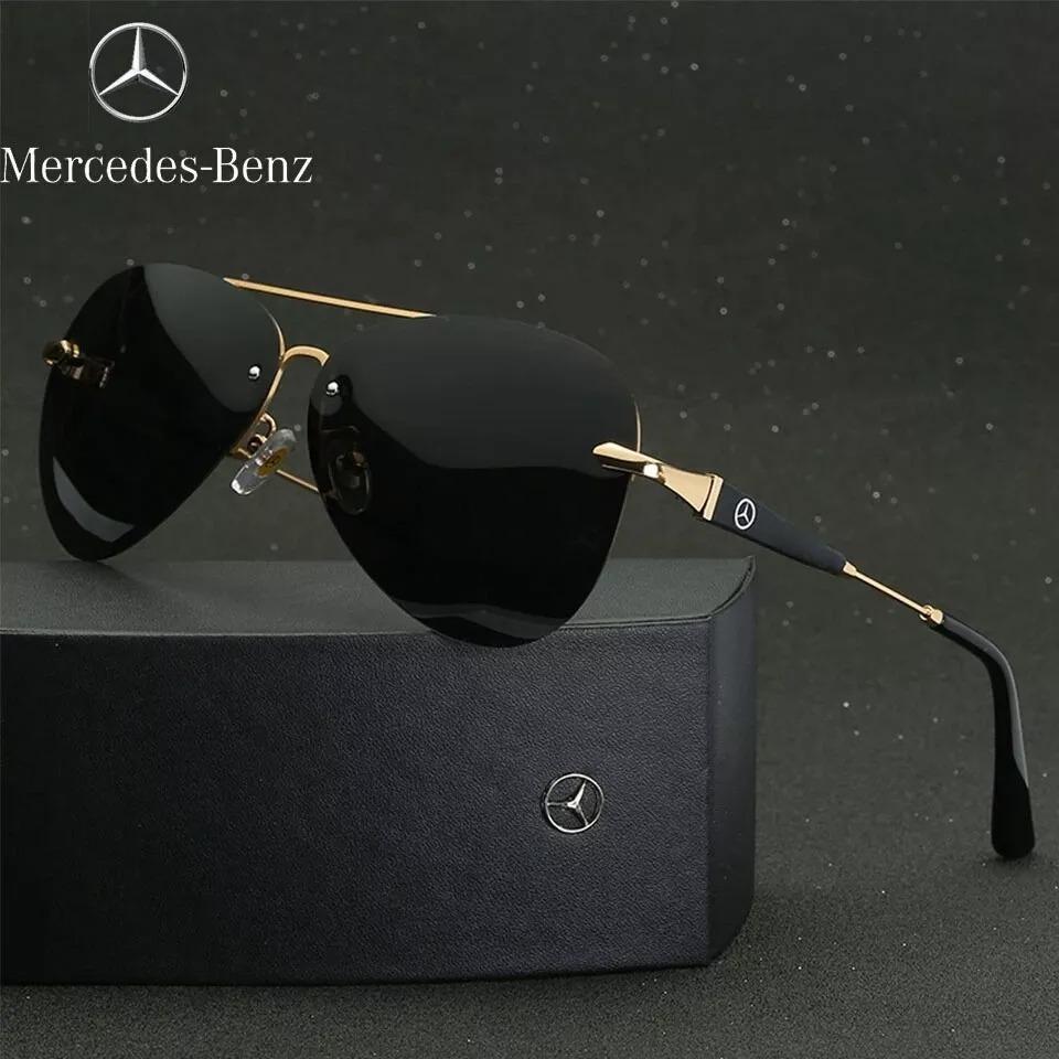 óculos de sol mercedes- benz edição especial aviador- gold §. Carregando  zoom. 0bc9f92702