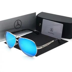 599d1032c Oculos Mercedes Benz Polarizado Azul - Óculos no Mercado Livre Brasil