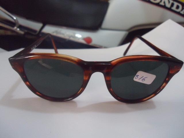 c4b2dd290357d Óculos De Sol Miami 04 Vintagen Anos 80 N39 - R  190