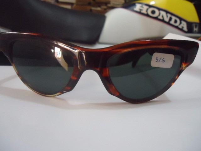 cef36c79c2ab2 Óculos De Sol Miami Vintagen Anos 80 Novo Original N18 - R  190