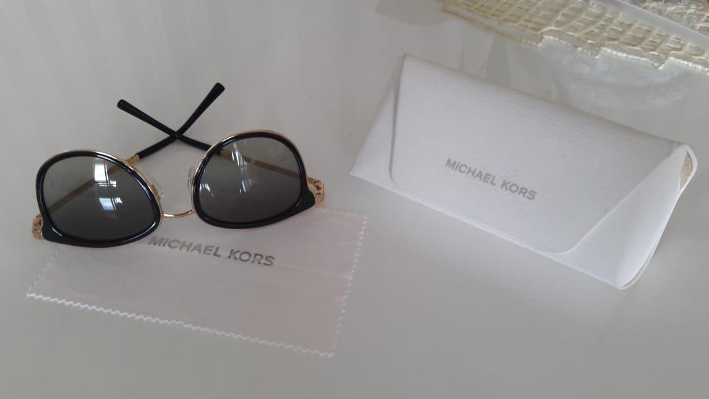 73d825081 Óculos De Sol Michael Kors Adriana I Mk1010 - R$ 280,00 em Mercado Livre