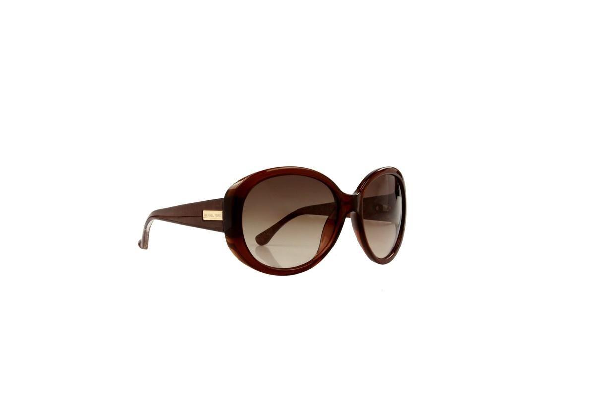 e53e482ffdac0 óculos de sol michael kors melani 100% proteção uv marrom. Carregando zoom.
