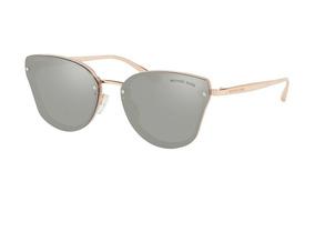 725c49a7e Óculos De Sol Feminino Mk S1996 Dourado Lente Marrom - Óculos De Sol ...