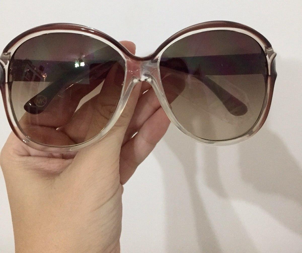 256f84d71f89e Óculos De Sol Michael Kors Novo R  250 00 em Mercado Livre
