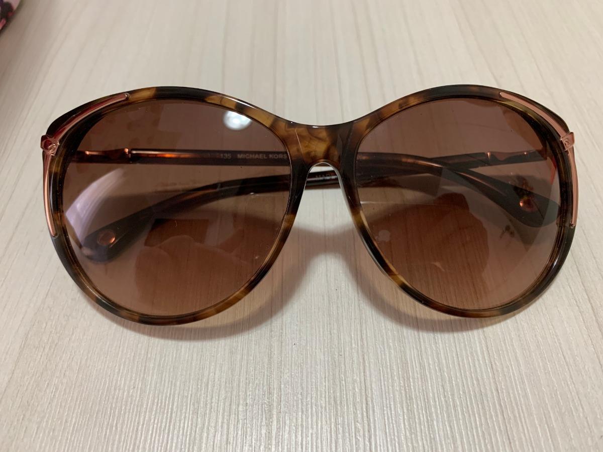 991f2287ecc63 Óculos De Sol Michael Kors Original Mks210 Usado Uma Vez - R  350,00 ...