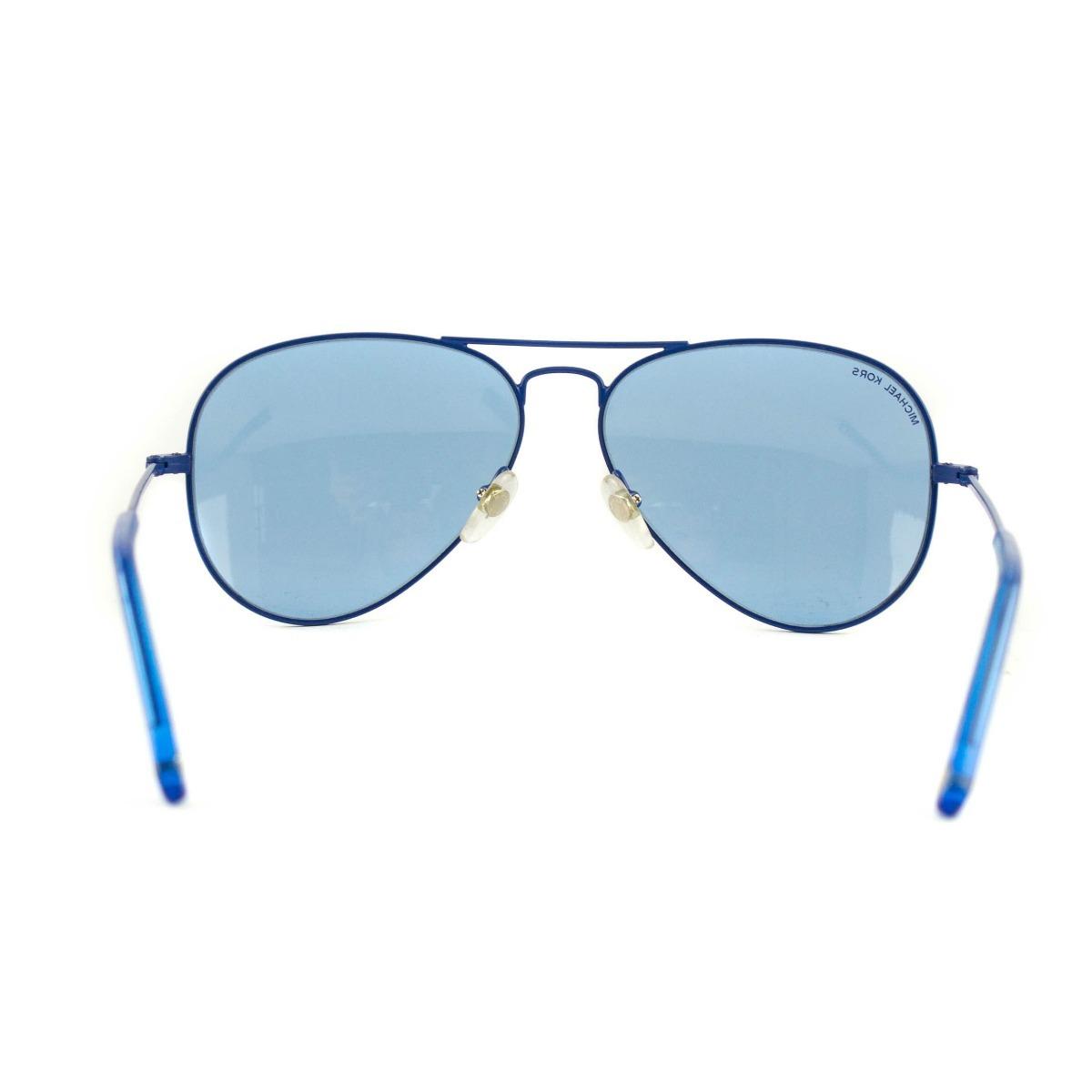 Óculos De Sol Michael Kors - Rachel M2061s - Azul - R  279,99 em ... 9c3ef80670