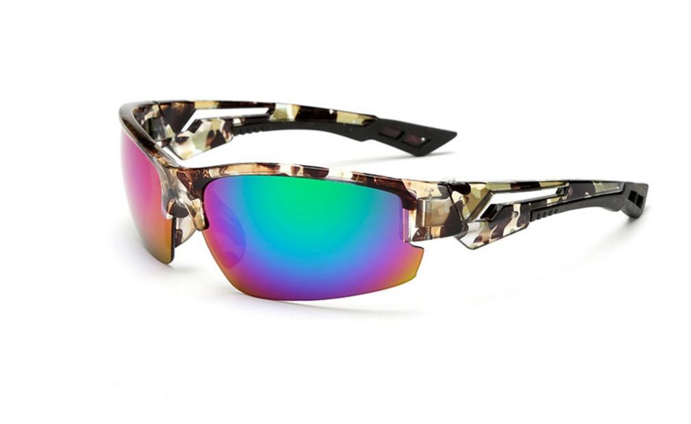 óculos de sol militar esportivo airsoft paintball tatico. Carregando zoom. f14f739490