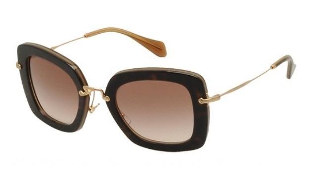 Óculos De Sol Miu Miu - R  400,00 em Mercado Livre 71a3a4d847