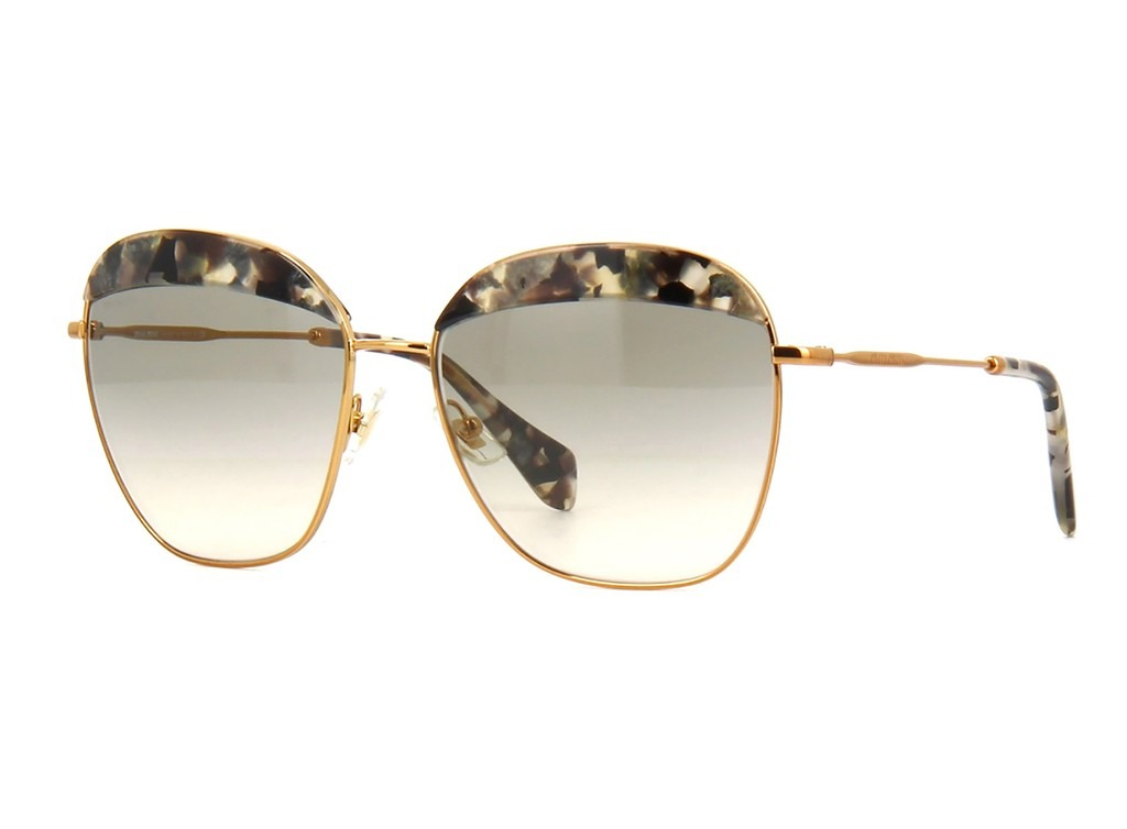 7a63db633e320 Óculos De Sol Miu Miu Mu03qs-dhe3h2 - R  970,00 em Mercado Livre
