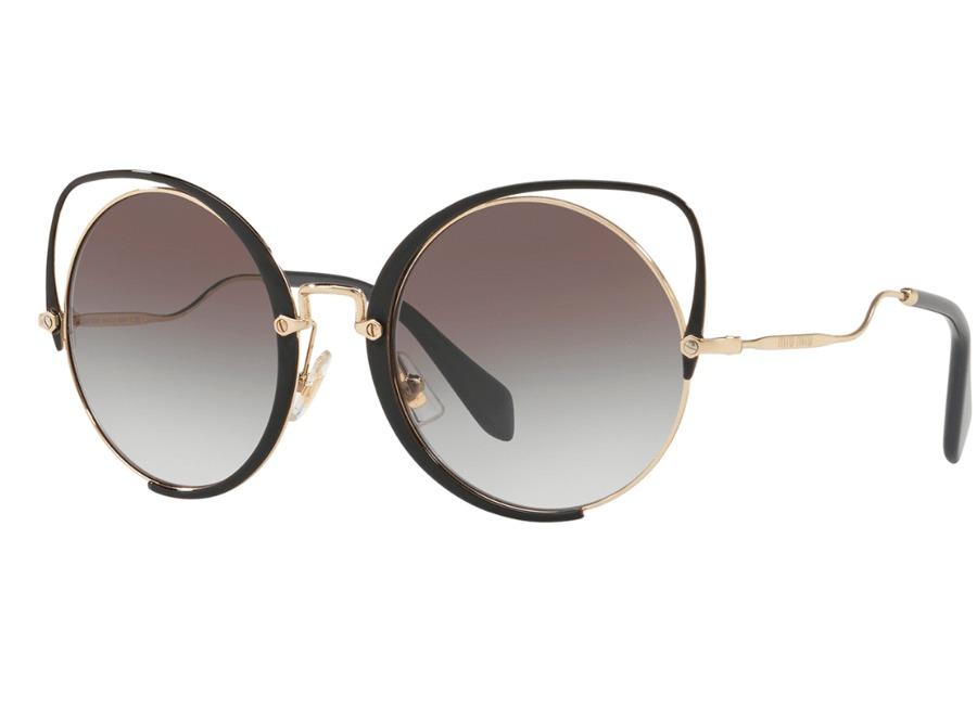 ff5bd35b141ff Óculos De Sol Miu Miu Mu51ts 1ab0a7 - R  1.470,00 em Mercado Livre