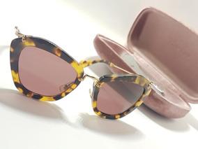 7f3cd93dc Estojo Oculos Miu Miu - Óculos no Mercado Livre Brasil