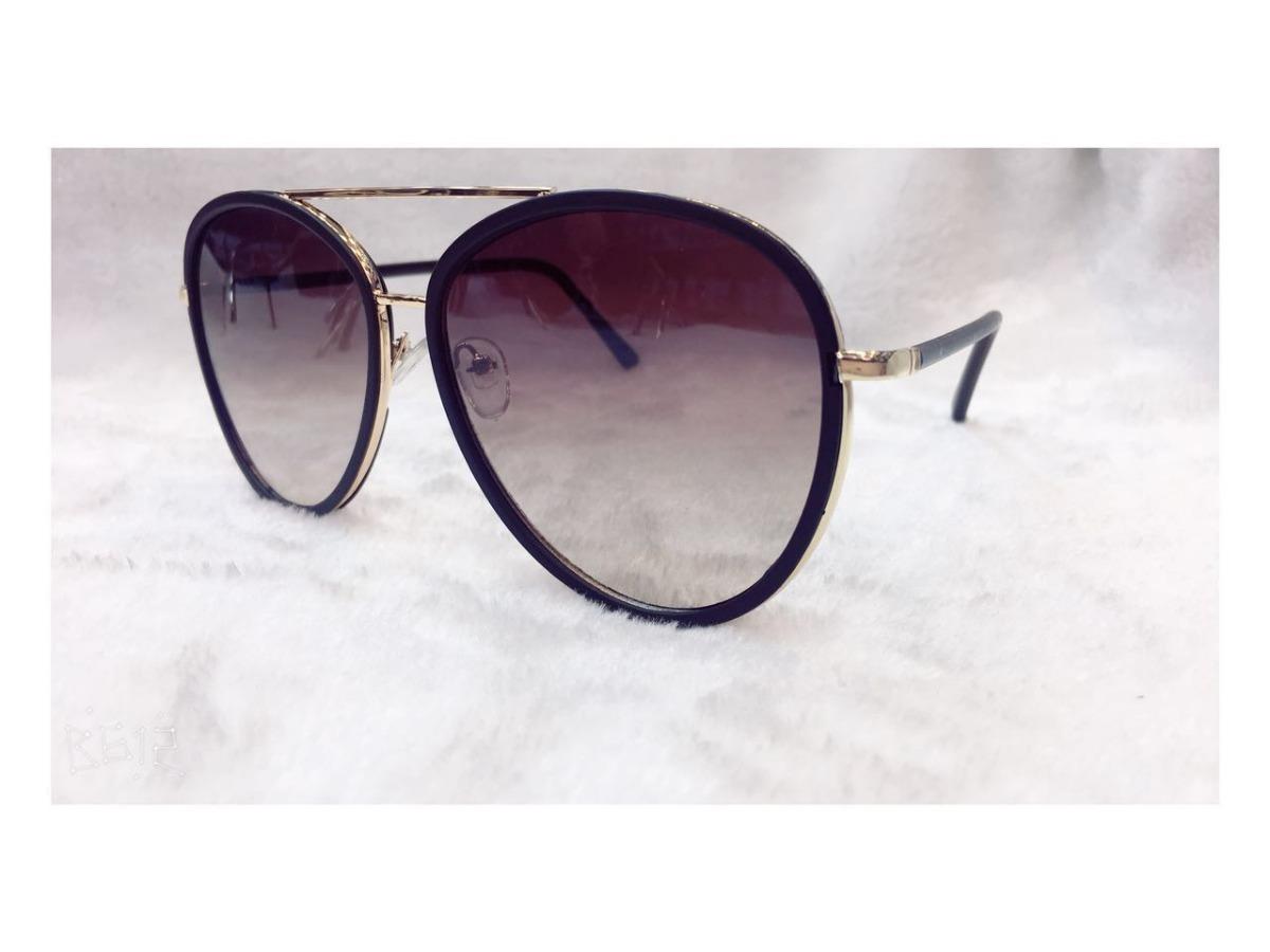 53cdbf175acd6 óculos de sol moda vintage feminino   redondo cinza degradê. Carregando  zoom.
