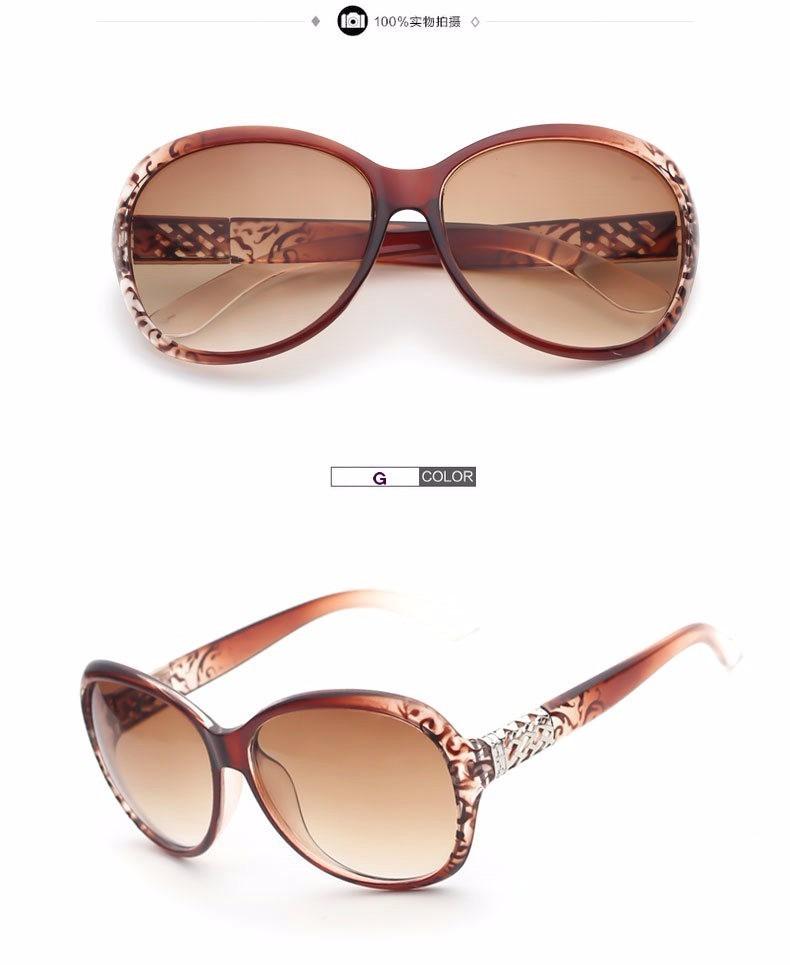 Óculos De Sol Modelo Feminino Proteção U V 400 Lindo - R  55,00 em ... 043b1b88ac