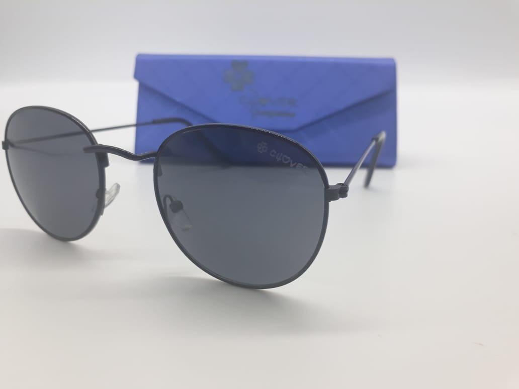 51555a2407aea óculos de sol modelo liverpool 4clover uv400 redondo oval. Carregando zoom.