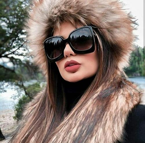 óculos de sol modelo novo escuro de marca famosa importado