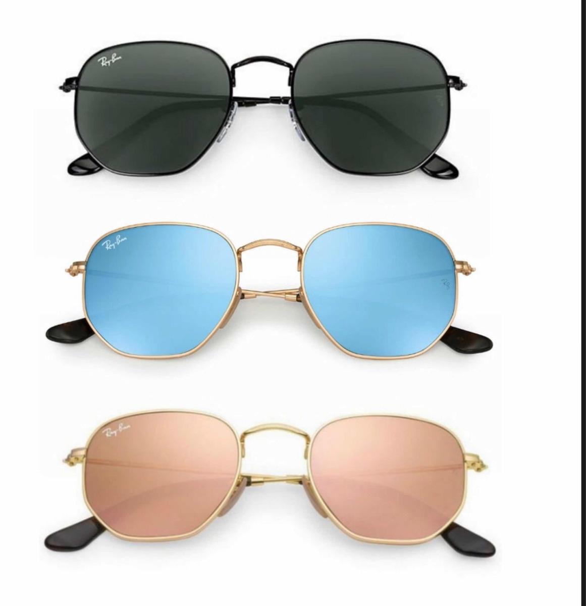 9f06e815605e6 Óculos De Sol Modelos Ray Ban Modelos Novos - R  119