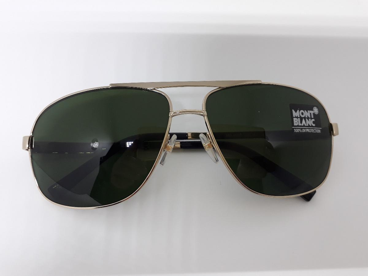 Óculos De Sol Mont Blanc Mb 456s 28n 63 - R  1.798,00 em Mercado Livre fb8520939f
