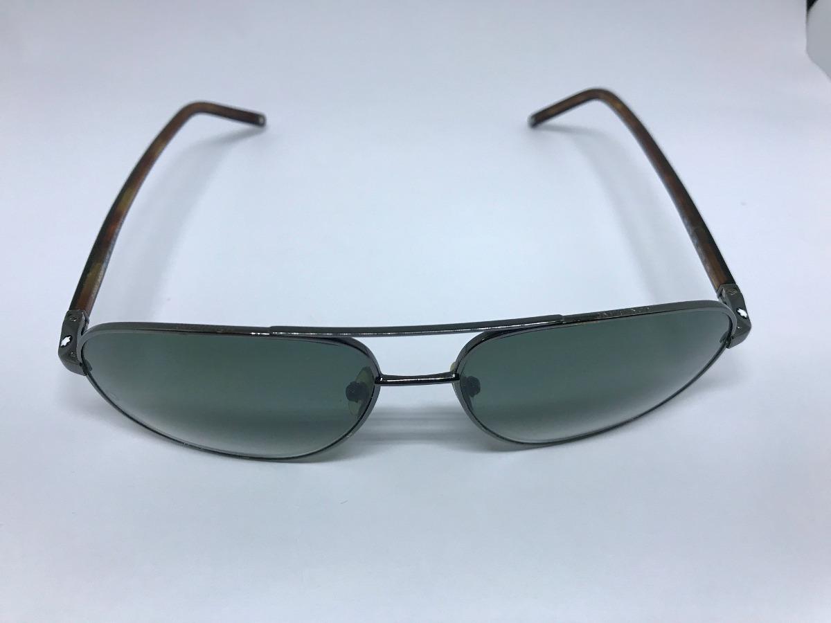 eed667288 Óculos De Sol Mont Blanc Modelo Mb267 - R$ 499,00 em Mercado Livre