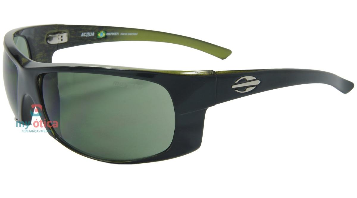óculos de sol mormaii acqua verde e preto original com nfe. Carregando zoom. 6716bced6f