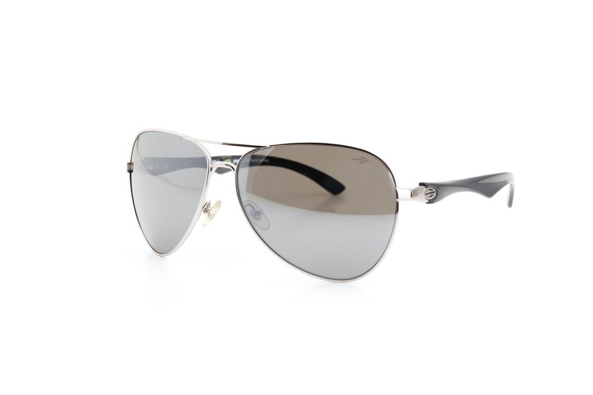 533bec0fd449e Óculos De Sol Mormaii Armação Metal Lente Grafite - R  210